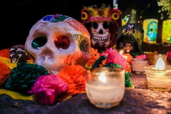Día de los Muertos - CALAVERITA