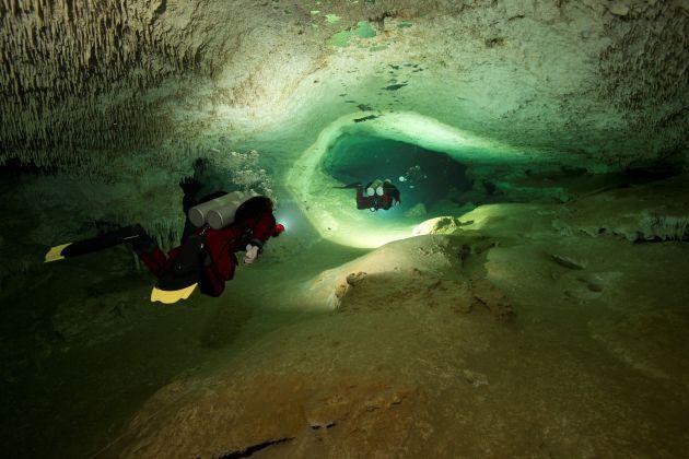 el gran acuifero maya