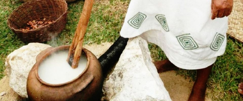 Bebidas Sagradas Maya