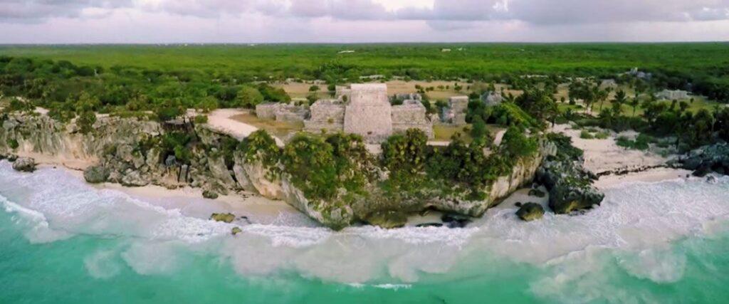 Tierras Mayas - Ruinas de Tulum