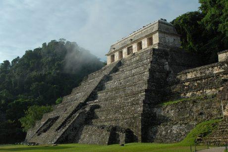 mexico, ruin, maya