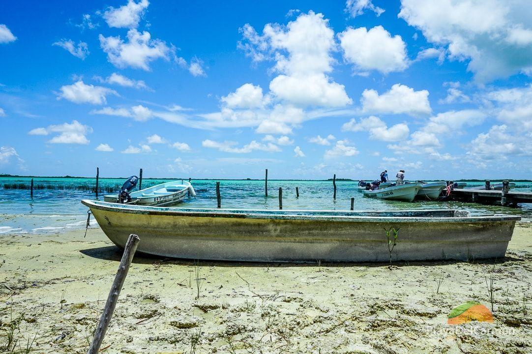 Sian Kaan- excursion Riviera Maya