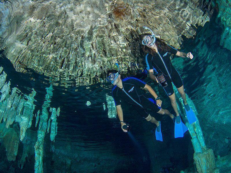 Snorkel-en-Rio-Sagrado