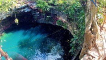 cenote-maya