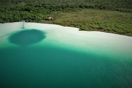 Riviera Maya -ojos de agua